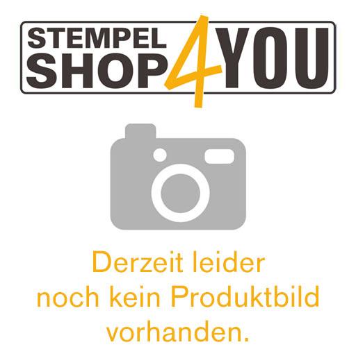 LED Schlüsselanhänger Mini Taschenlampe mit Gravur BLAU
